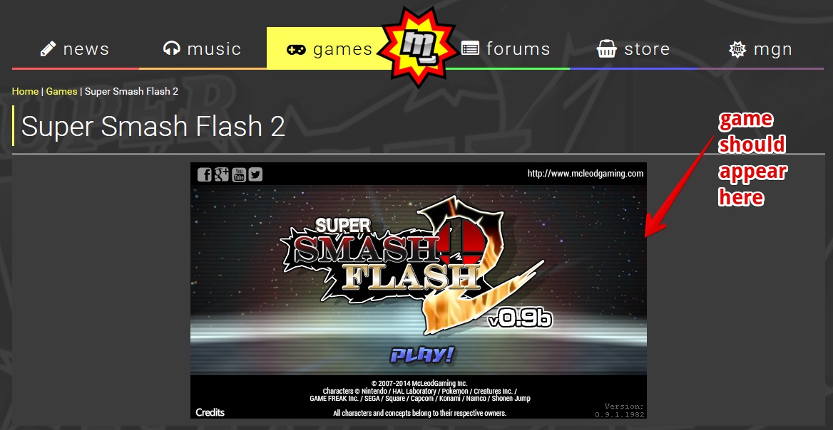 how to enable flash mcleodgaming