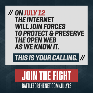 Net Neutrality - Join the Fight!