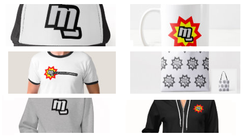 McLeodGaming Zazzle Store Sample Selection